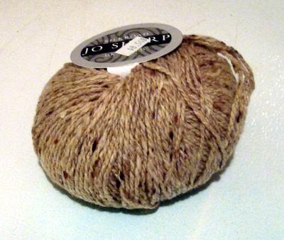 Silk Road DK Tweed Cocoa