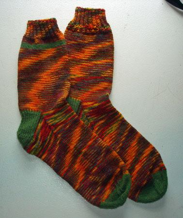 French Twist Socks